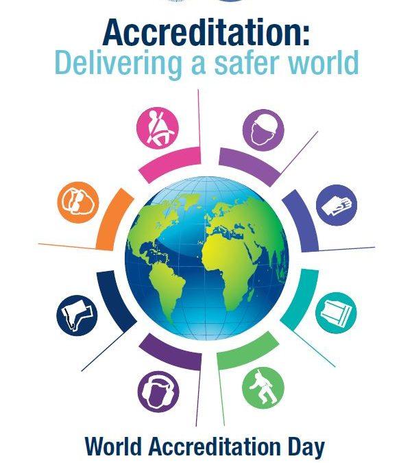 World Accreditation Day, 9 June 2018